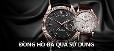 Đồng hồ đã qua sử dụng