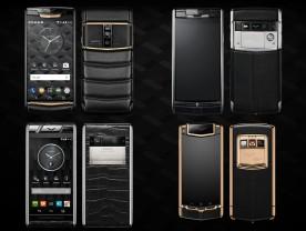 Bộ sưu tập Smartphone Vertu