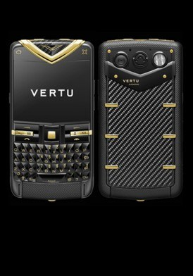 Vertu Constellation Quest Black Stainless Yellow Carousel Đã Sử Dụng