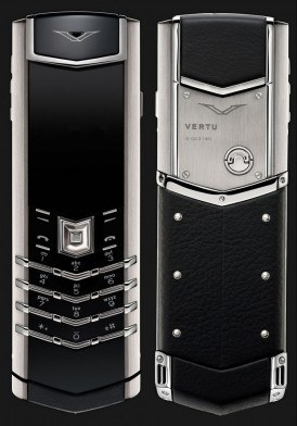 Vertu Signature S Stainless Steel Mới 100% Fullbox