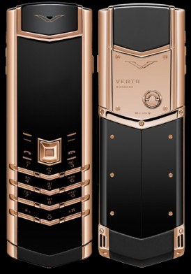 Vertu Signature S Rose Gold Mới 100% Fullbox