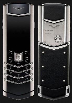 Vertu Signature S Design Stainless Steel Mới 100% Fullbox