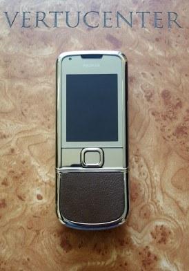 Nokia 8800 Gold Da Nâu