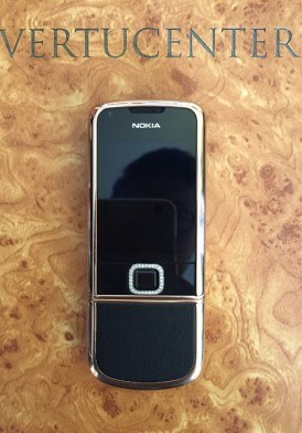 Nokia 8800 Red Gold Black