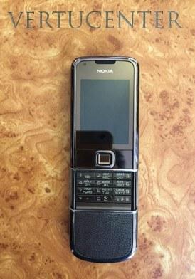 Nokia 8800 Saphire Nâu Hàng Nga