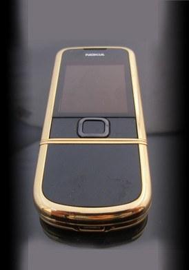 8800 Gold Black