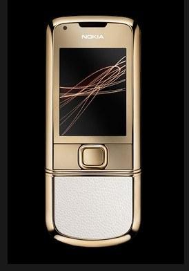 Nokia 8800 Gold 1gb mới 98%