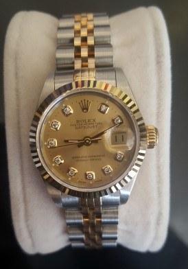 Đồng hồ Rolex 79178 nữ