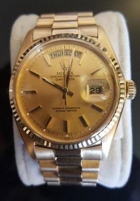 Đồng hồ Rolex Gold