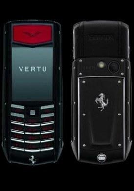 Vertu Asent Ti Ferrari Nero Đã Sử Dụng