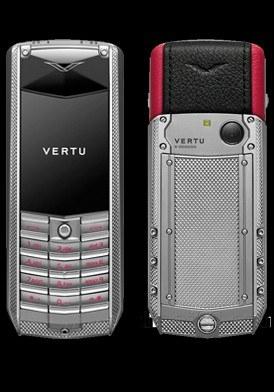 Vertu Ascent X Titan Black Red Đã Sử Dụng