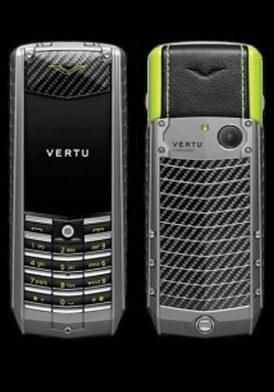 Vertu Ascent X Titan Carbon Green Đã Sử Dụng