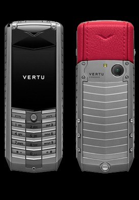 Vertu Ascent X Titan Red Leather Đã Sử Dụng