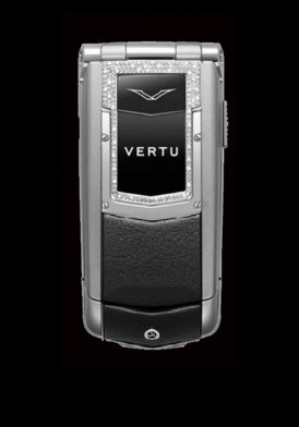 Vertu Constellation Ayxta Diamonds Black Đã Sử Dụng