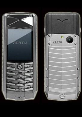 Vertu Ascent X 2010 Grey Mới 100% Fullbox