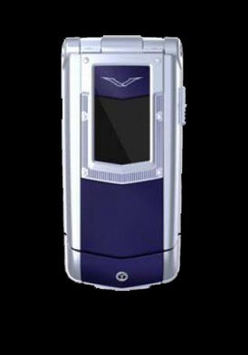 Vertu Constellation Ayxta Sapphire Night Blue Exotic Đã Sử Dụng