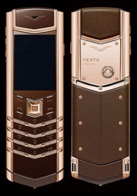 Vertu Signature S Pure Chocolate Gold Đã Sử Dụng