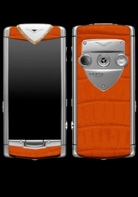 Vertu Constellation T Candy Tangerine Mới 100% Fullbox