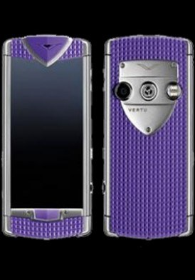 Vertu Constellation T Smile Coral Purple Mới 100% Fullbox
