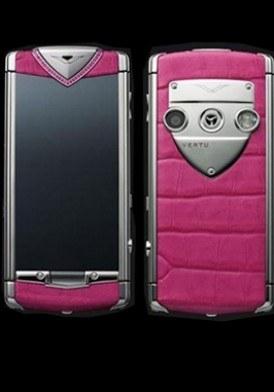 Vertu Touch Candy Diamond Pink Đã Sử Dụng