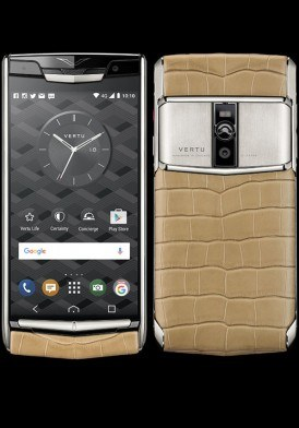 Vertu New Signature Touch Anmord mới 100% fullbox
