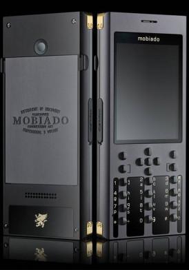 Mobiado Professional 3 VG Graphite Đã Sử Dụng