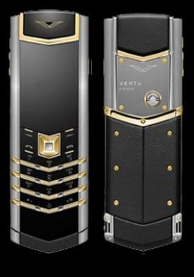 Vertu Signature S Mix Metal Mới 100% Full Box