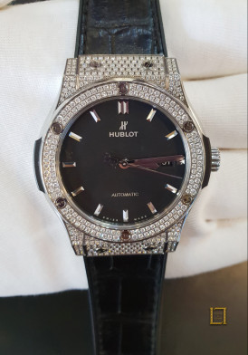 Hublot Classic Fusion Diamonds 42mm Đã Sử Dụng
