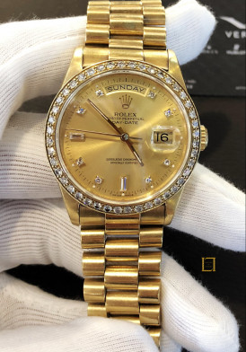 Rolex 118348 36mm