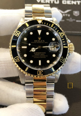 Rolex Submariner demi 40mm