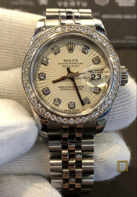 Rolex nu 26mm