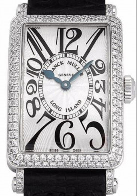 Franck Muller Long Island 18k Gold & Diamond