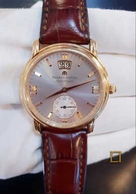 Maurice Lacroix Masterpiece Grand Guichet MP6418-PG101-290 40mm