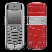 Vertu Constellation Blue Alligator