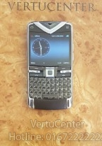 vertu Constellation Quest Black Stainless Carbon Carousel