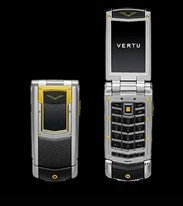 Vertu Constelllation Ayxta Yellow Gold Mixed Metals