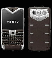 Vertu Constellation Quest Polished Brown