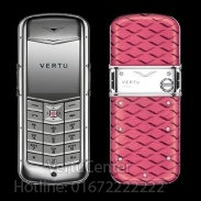 Vertu Constellation Red Monogram