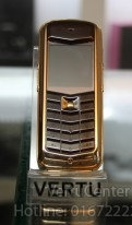 Vertu Constellation Gold Pure chocolate