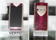 Vertu Constellation Touch Exotic Anaconda