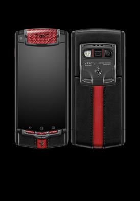 Vertu Ti Ferrari Limited 2013 Mới 100% Fullbox