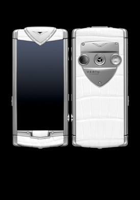 Vertu Constellation Touch Polished Stainless Steel Đã Sử Dụng