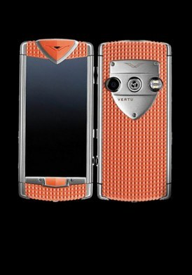 Vertu Constellation T Smile Coral Orange Mới 100% Fullbox