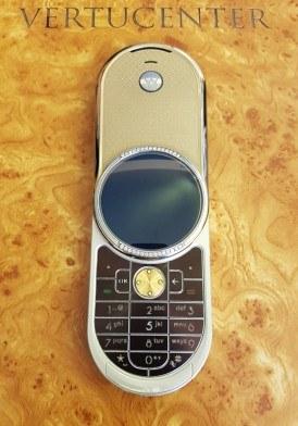 Motorola Aura Diamond Gold Đã Sử Dụng