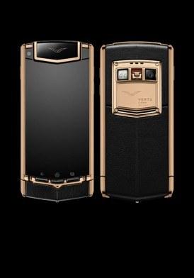 Vertu Ti Solid Gold Mới 100% Fullbox