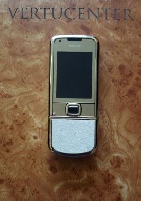 Nokia 8800 Gold Da Trắng