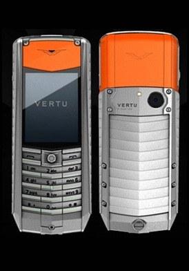 Vertu Ascent X 2010 Orange Đã Sử Dụng