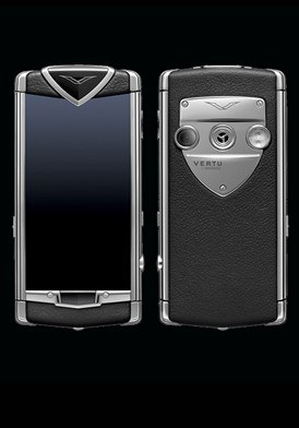 Vertu Touch Black Leather Đã Sử Dụng