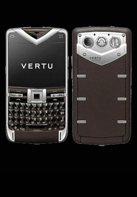 Vertu Constellation Quest Polished Brown Đã Sử Dụng
