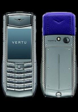 Kết quả hình ảnh cho Vertu Ascent Ti Checked Titanium Purple